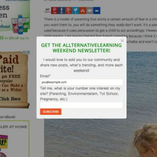 How I gained 500 newsletter subscribers in a day with SumoMe List Builder