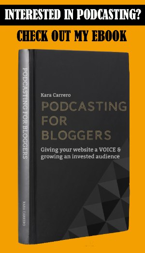PODCASTING FOR BLOGGERS EBOOK